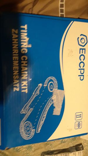Brand new eccpp premium timing chain kit for 97 to 03 4.6 Ford engines for Sale in Greenwood, IN