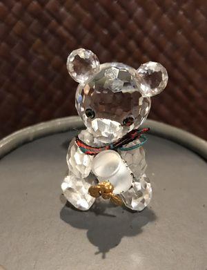 Swarovski Crystal Kris Bear w/ Honey Pot for Sale in Silver Spring, MD