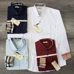 New Burberry black and blue Medium dress shirt for Sale in Bakersfield, CA