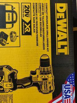 DeWalt Drill Kit for Sale in Edwardsville,  IL
