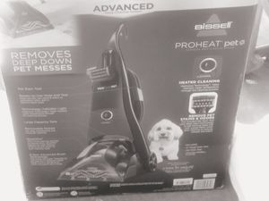 Bissell carpet cleaner brand new in box for Sale in Knoxville, TN