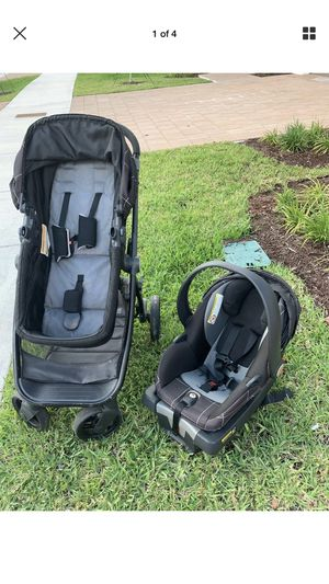 BP Stroller with Car 💺 seat for Sale in Little Rock, AR