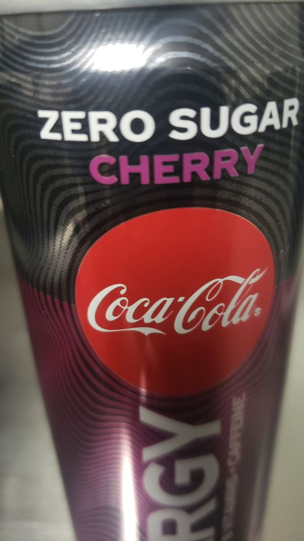 Cherry coke energy