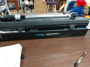 Capri Tools Torque Wrench (DB) for Sale in Ontario, CA