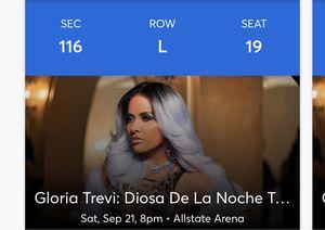 Gloria Trevi tickets for Sale in Chicago, IL