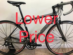 Trek Domane 4.3, Carbon Fiber, Road Bike, Bontrager Wheels, Shimano 105, 52cm, Good Condition for Sale in Manhattan Beach, CA