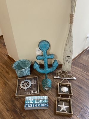Perfect condition nautical decor! for Sale in Delaware, OH