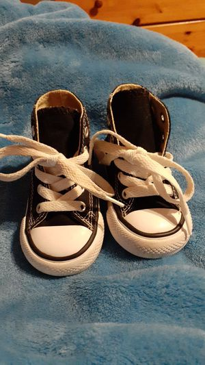 High top convers toddler 4c for Sale in Fullerton, CA