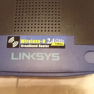 Linksys Internet wireless broadband router for Sale in Gulfport, MS