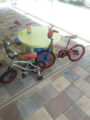 2 bikes, sold seperate or together for Sale in New Port Richey, FL