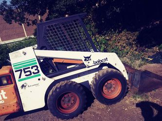 BobCat 753 900 hours for Sale in Boston,  MA