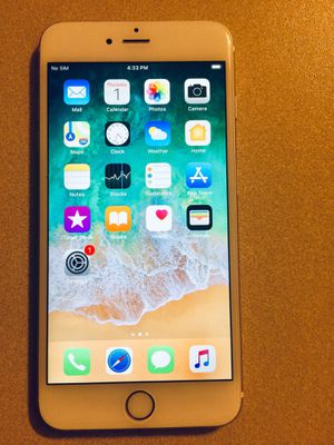 iPhone 6. 16 GB. Unlocked for Sale in Strongsville, OH