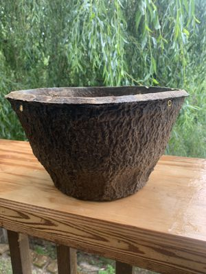 Planter, organic material for Sale in Hillsboro, OR