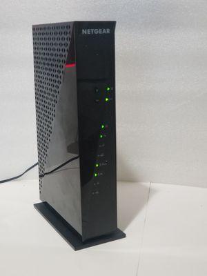Netgear C6300 modem/router for Sale in Eugene, OR