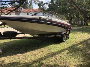 2001 crownline ski boat for Sale in San Antonio, TX