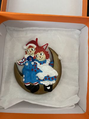 Raggedy Ann & Andy/moon By Simon Schuster 1997 for Sale in San Jose, CA