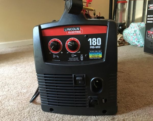 Lincoln Electric Welder 180pro