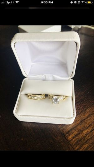 Gold rings for Sale in Brooks, OR