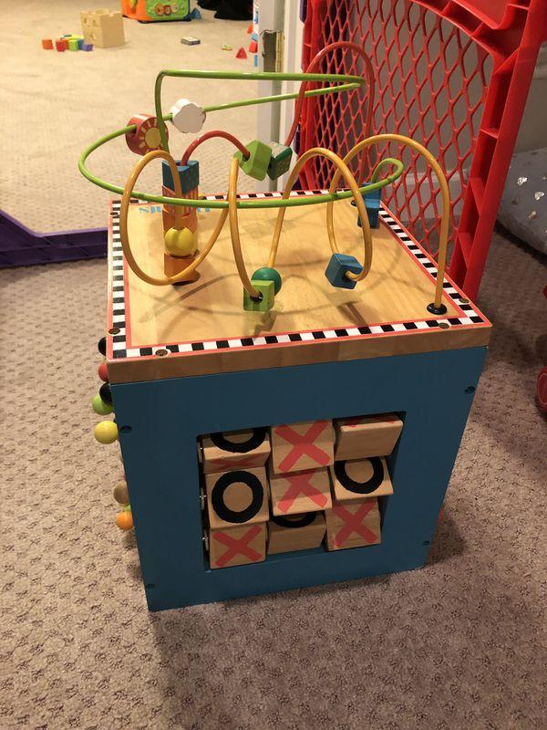 Toddler activity center