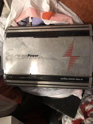 PPI amp mono block for Sale in Riverside, CA