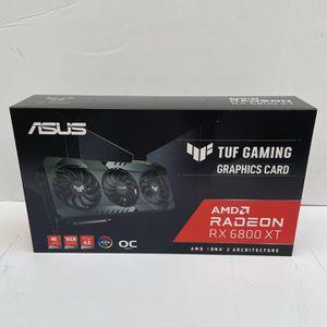 AMD 6800 XT ASUS Tuf Gaming for Sale in Baldwin Park, CA