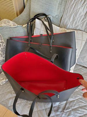 VICTORIA SECRET BLACK BAGS TOTAL 3 BRAND NEW for Sale in Huntington Beach, CA