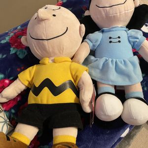 Charlie Brown And Lucy for Sale in Fullerton, CA