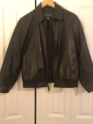 Banana Republic Leather Jacket - Size S for Sale in Fairfax, VA