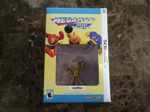Mega Man Legacy Collection Collector's Edition 3DS for Sale in Anaheim, CA