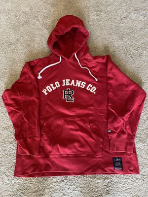 Polo Jeans Hoodie size Large for Sale in San Marcos, CA