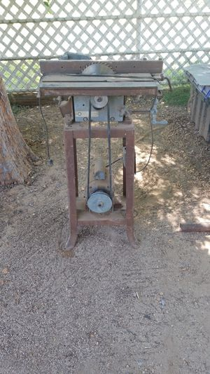 Anteek Rockwell table saw for Sale in Tolleson, AZ