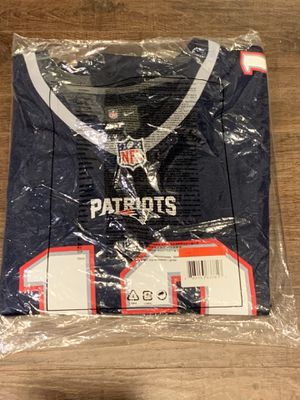 Tom Brady Patriots Nike Jersey Size Large for Sale in Fairhaven, MA
