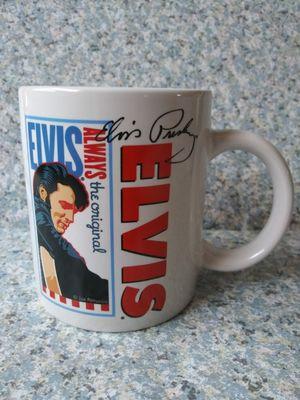 Elvis Presley Signature Series Collector Coffee Mug for Sale in Anaheim, CA