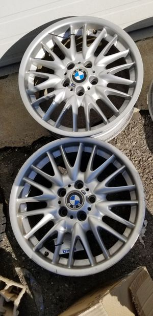 BMW 18 INCH RIMS *M SERIES* for Sale in Rockville, MD