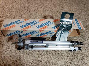 Velbon VFB-3C tripod for Sale in Darien, IL