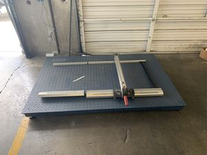 Craftsman Contractor Table saw Fence for Sale in McKinney, TX