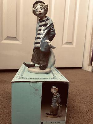 Lladro Clown Figurine for Sale in Queen Creek, AZ