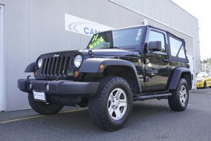 2010 Jeep Wrangler for Sale in Edmonds, WA