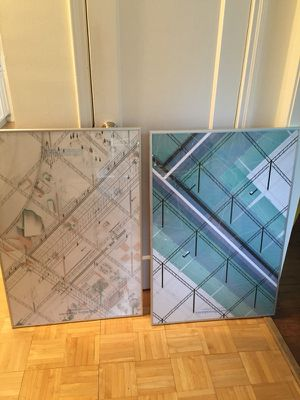 IKEA Stromby Frames Silver (quantity four) for Sale in Houston, TX