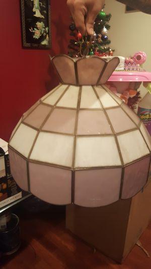 Tiffany style chandelier lamp for Sale in Lorton, VA