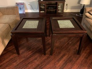 Side coffee tables for Sale in Houston, TX