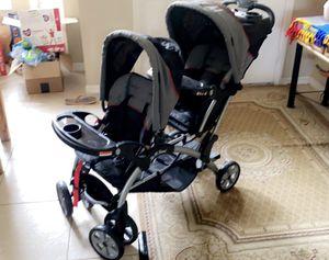 Double stroller set for Sale in Fort Pierce, FL