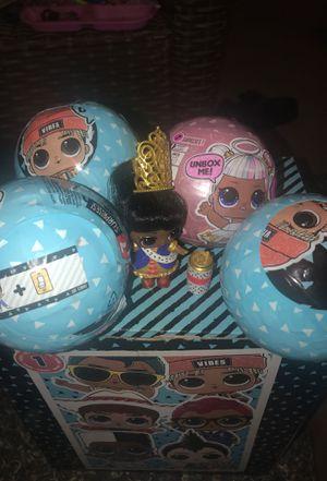 Lol surprise 5 dolls for Sale in Orlando, FL
