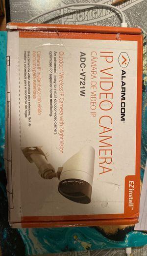 Alarm video camera for Sale in Chesapeake, VA
