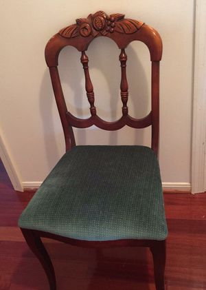 Vintage chair excellent condition for Sale in Fairfax, VA