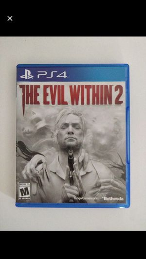 The Evil Within 2 - PS4 for Sale in Los Angeles, CA