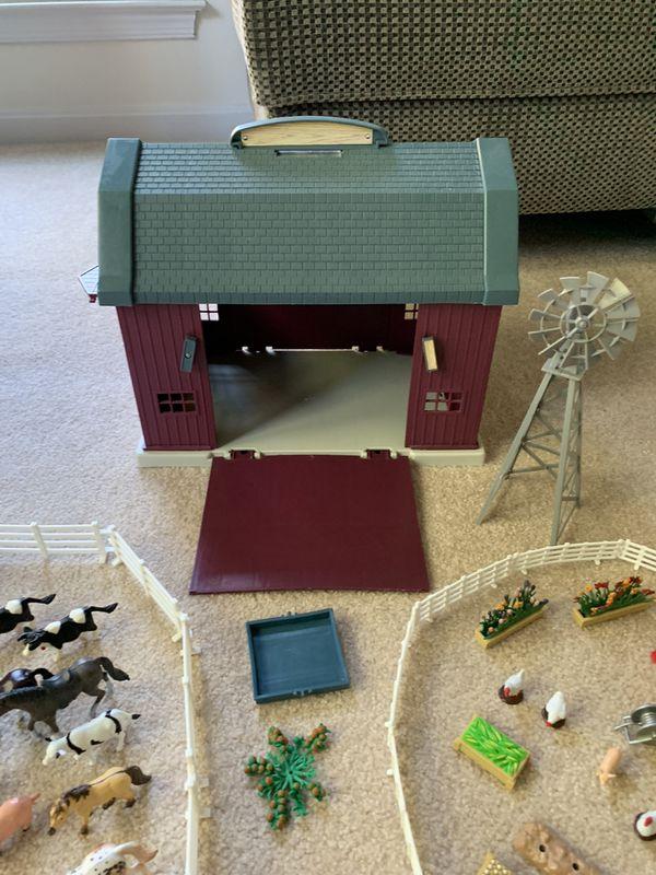 Kids Animal Farm and Acessories