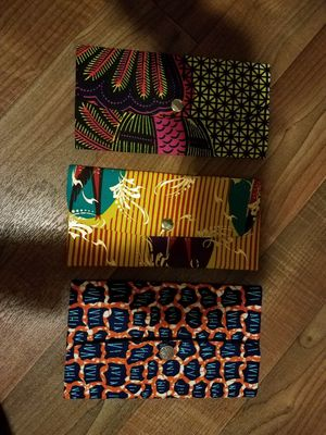 African wallets - 3 for $15 for Sale in Baltimore, MD