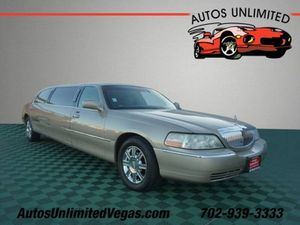 2007 Lincoln Town Car for Sale in Las Vegas, NV