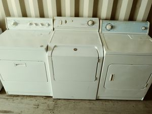 Electric dryer s for Sale in Antioch, CA